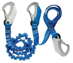 Wichard Livline Elastisk/3 safety hooks