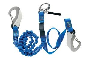 Wichard Livline Elastisk ORC  1+2 Safety hook