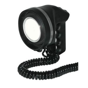 Aquasignal Søgelygte Sort 12/24V/12W LED