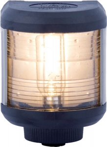 Aquasignal 40 agter Sort 12V