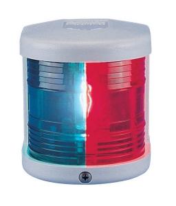 Aquasignal 25 2farvet stb/bb Hvid 12V