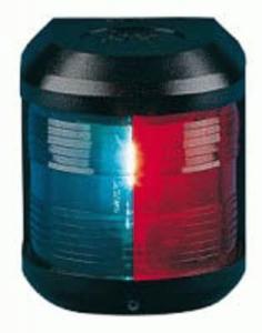 Aquasignal 41 2farvet stb/bb Sort 12V