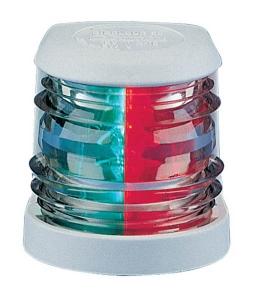 Aquasignal 20 2farvet  Hvid 12V