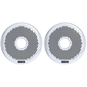 Fusion White Grill Pair for MS-FR4021