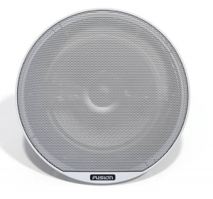 Fusion 10 Subwoofer m. Hvid grill