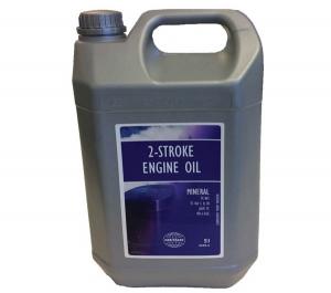 Orbitrade Motorolie 2-Takt Mineralsk 5L