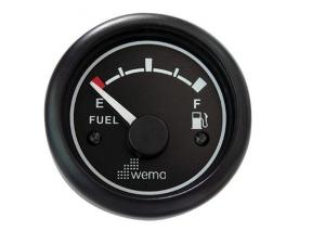 Wema Brændstof instrument Sort