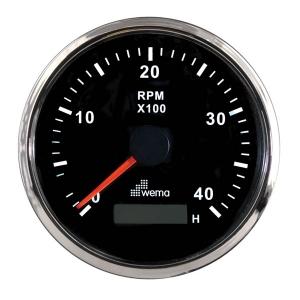 Wema Omd/Time 4000 o.m.(Ø 85) SORT RF