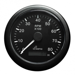 Wema Omd/Time 8000 o.m.(Ø 85) STD SS