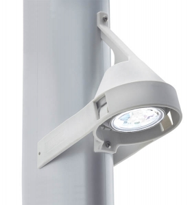 Aquasignal Dækslys mast Hvid LED