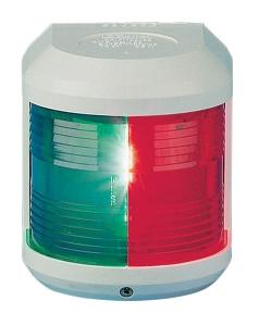 Aquasignal 41 2farvet stb/bb Hvid 12V
