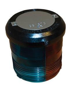 Aquasignal 40 lanterneglas 2farvet