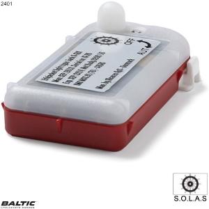 Lys SOLAS auto Hvidt BALTIC 2401