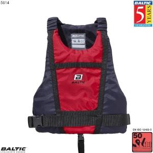 Paddler kano / kajak vest-Rød/Navy-Small-58-87 cm. bryst