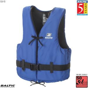 Aqua Svømmevest-Blå-Small-58-87 cm. bryst