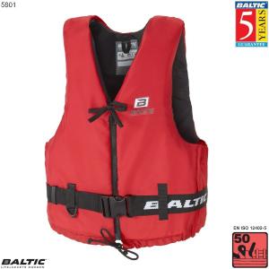 Aqua Pro Svømmevest-Rød-Small-58-87 cm. bryst