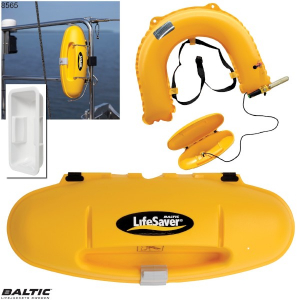 Lifesaver Redningskrans Gul BALTIC 8565
