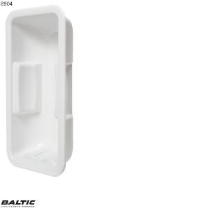 Lifesaver Indbygningsbox Hvid BALTIC 8904