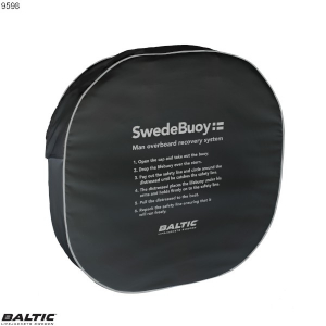 Swedebuoy betræk Sort BALTIC 9598