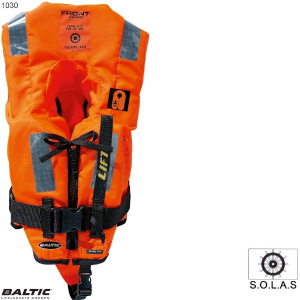 SOLAS 2010 Infant 0-15 Orange BALTIC 1030