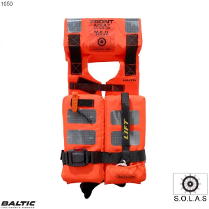 SOLAS 2010 Adult 43 + Orange BALTIC 1050