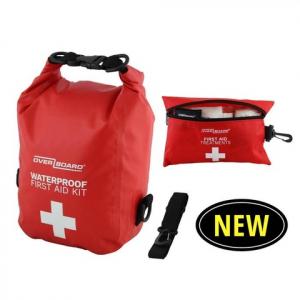 OB1213R OverBoard Vandtæt Første Hjælps Taske med indhold