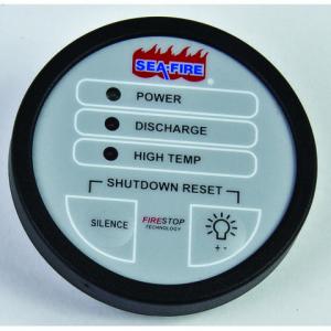 Sea-Fire 131-463 System Monitor & Shutdown Control