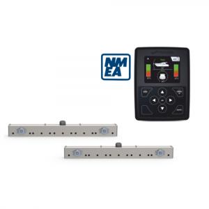 Hydrotab Interceptor 800BT TrimTabs 4DHC autokontrol