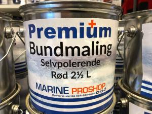 Premium+ bundmaling - RØD 2½ ltr.